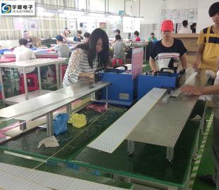 de depaneling machine van PCB